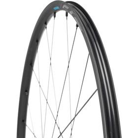 Shimano Road WH-RS370-TL Wheelset CL Thru-Axle 12mm 100mm/142mm Disc Brake Tubeless, zwart